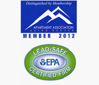 [Metro Denver Apartment Association] [EPA Lead-Safe Certified Firm]